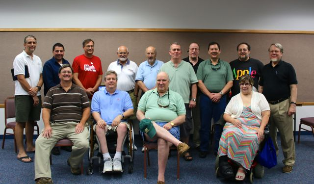 30th Anniversary Group Portrait