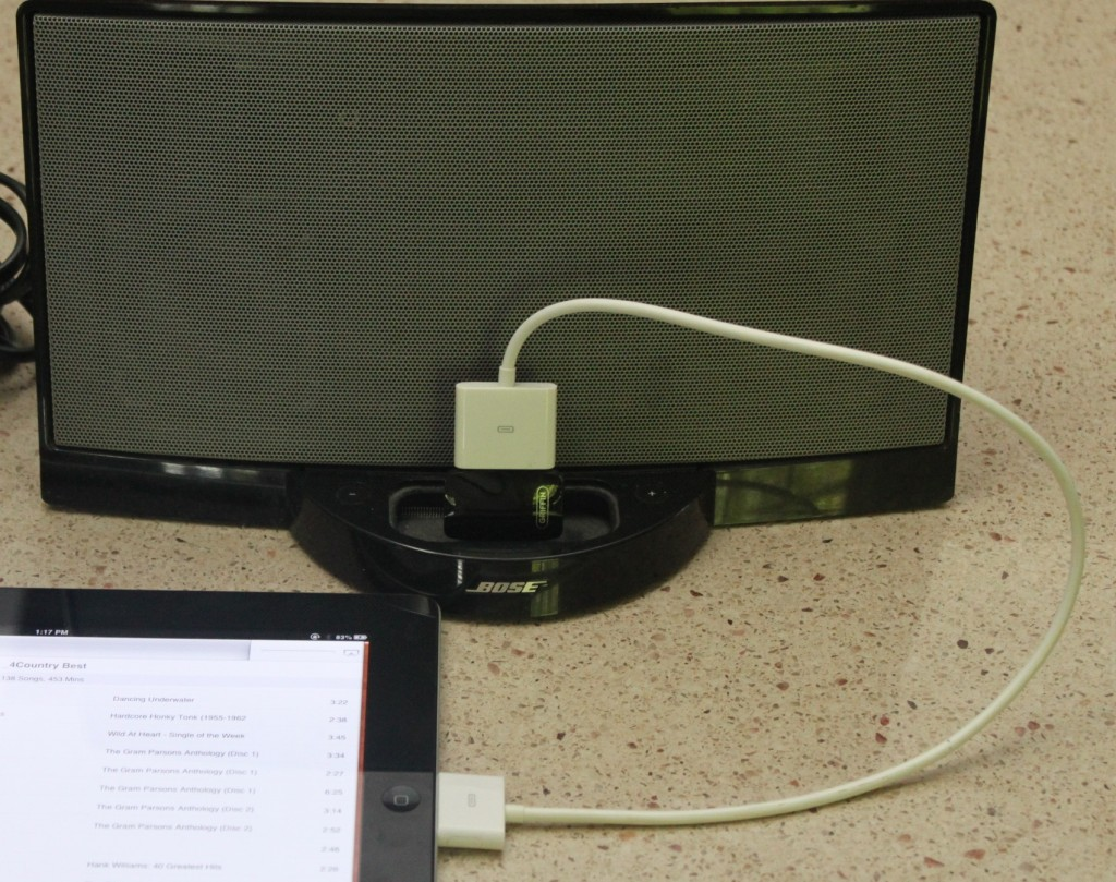 Bose-iPad Overview