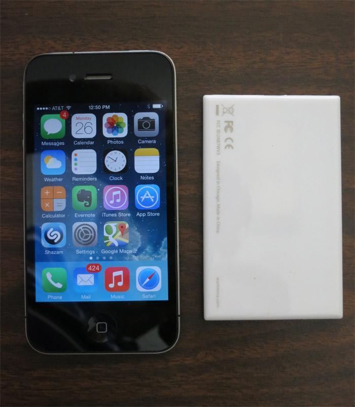 Nova Flash and iPhone